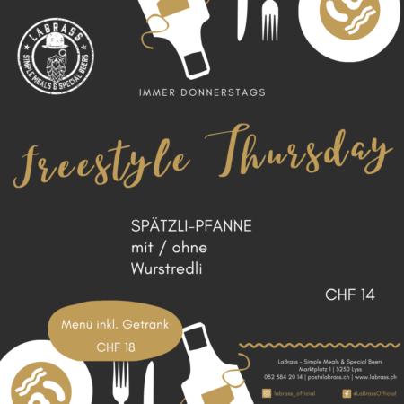 Freestyle Thursday_Insta