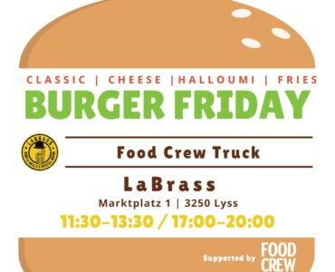 Burger Friday