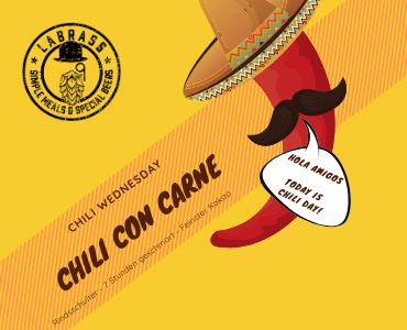 Chili Wednesday
