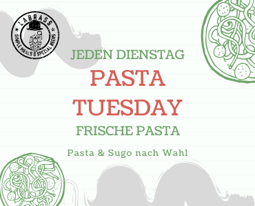 Pasta Tuesday