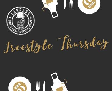 Freestyle Thursday